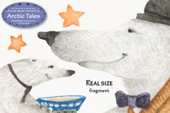 Arctic tales. Basic facts about polar bears lifestyle Product Image 5