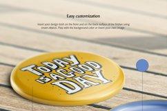Frisbee Mockups Set Product Image 4