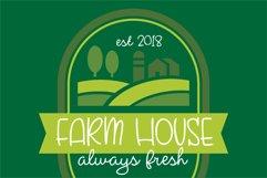 PN Farmhouse Handwriting Product Image 4