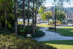 Pathway to the MCA. The Rocks. Sydney. Australia. Product Image 1