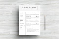 Creative Resume Template Product Image 3