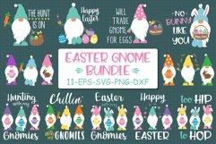 Easter Gnomes Bundle Svg Product Image 1