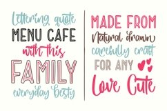 Hello Eatery - Handlettering Pack Product Image 6