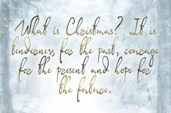 Christmas Eve - font duo SVG and script Product Image 4