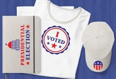 Presidential Election Design Product Image 4