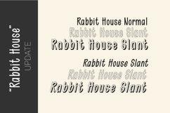 Rabbit House Funky Font Set Product Image 3