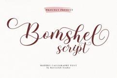 Bomshel Script Product Image 1