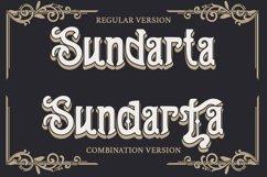 Sundarta   Vintage Typeface Product Image 5