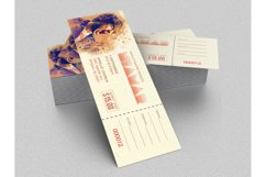Concert Ticket Template Product Image 3