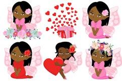 Valentine, African American Fairies, Valentine Fairies Product Image 4
