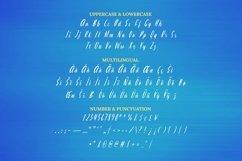 Web Font Shirens Font Product Image 3
