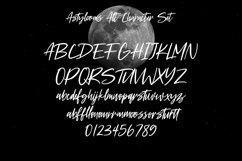 Astylooms Handwritten Brush Font Product Image 3