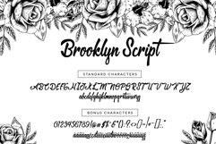 Brooklyn Script Product Image 5