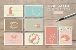 Foxy Woodland Valentine Collection Product Image 3