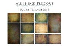 10 Fine Art Earthy Textures SET 8 Product Image 1