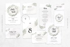 Green Foliage Wedding Suite Product Image 6