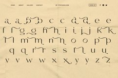Allright - Fashionable Font Product Image 3