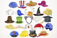 Hats Clipart, Hats Clip Art, Costumes Clipart, Caps Clipart Product Image 2