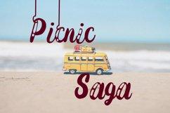 Hanging Darling Decorative Holiday Font Product Image 6