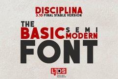 Disciplina Product Image 2