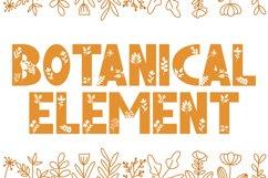 Florena Decorative font Product Image 3