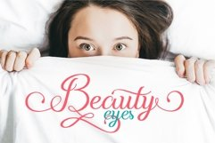 Oh Darling | Lovely Calligraphy Font Product Image 4