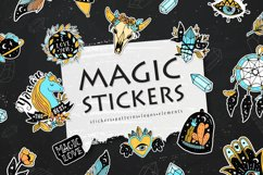 Magic stickers collection Product Image 1