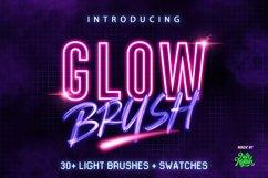 30 Procreate Glow Brushes Product Image 1