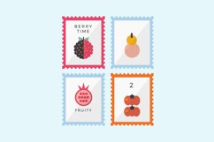 Fruity! Fun and flat fruits Product Image 3