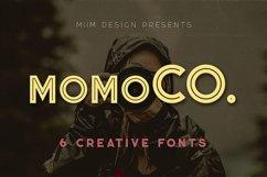 Momoco - Display Font Product Image 1