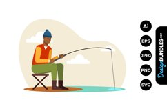 Fishing Clipart Product Image 1