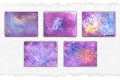 Watercolor Background Set, Sublimation Background Texture Product Image 4
