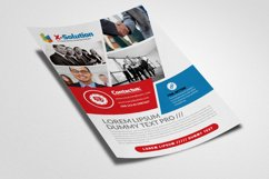 Corporation Business Flyer Product Image 2