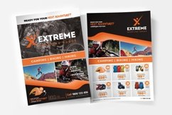 A4 Sports Outlet Poster Templates Product Image 1