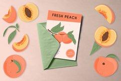 Hand drawn fruits vector set Product Image 5