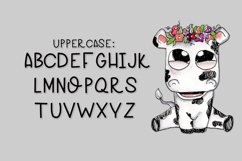 Cow Pies, A Handwritten Font Product Image 4