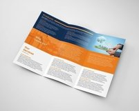 Real Estate Tri-Fold Brochure Template Product Image 4
