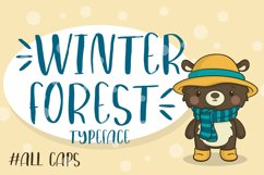 Winter Forest Product Image 1