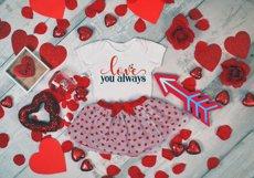 Valentine's Day Bundle Vol 2 | 10 Sublimation or SVG Designs Product Image 5