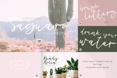 DESERT DREAMS Hand Lettered Font Bundle Product Image 5