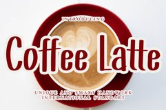 Coffee Latte Product Image 1