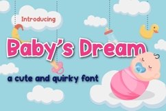 Baby's Dream Product Image 1
