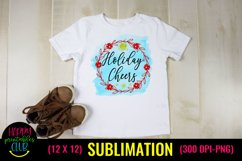 Holiday Cheers - Christmas Sublimation Design Ideas Product Image 2