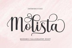 Molista Script Product Image 1