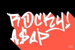 Flim Flom - Graffiti Font Product Image 2