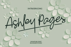 Ashley Pages Product Image 1