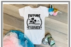 Future Farmer Rural Country Life SVG Product Image 2
