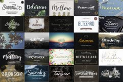 47 IN 1 FONT BUNDLE Product Image 2