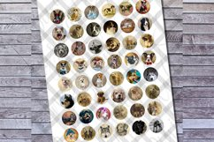 Vintage Dogs, Dogs Images, Digital Collage Sheet, Printables Product Image 5