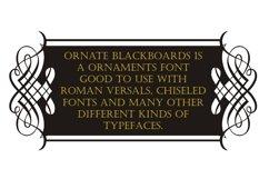 Ornate Blackboards pack Product Image 2